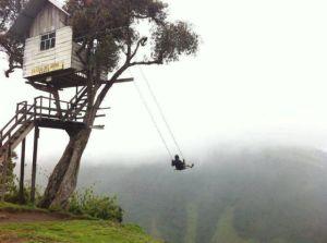 ledge swing